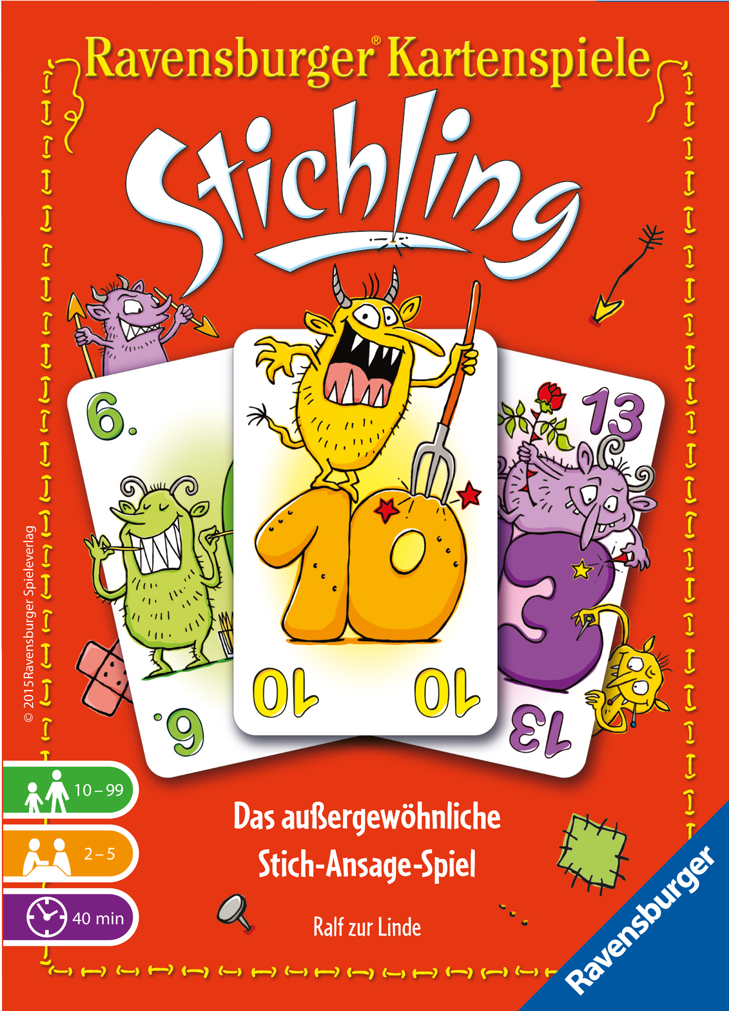 Stichling Packung